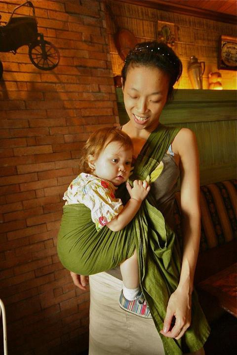 Baby Carrier Review Becoming Sherilyn