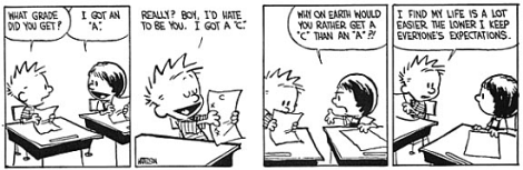 calvin-on-lowering-expectations