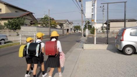 From Travel Japan - Morning School Children (YouTube)